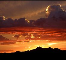 Fire on the Mountain by Kimberly Chadwick