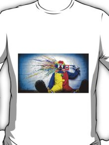 tears of a clown T-Shirt