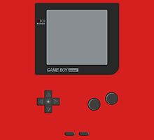 Gameboy Pocket - Red by Stucko23