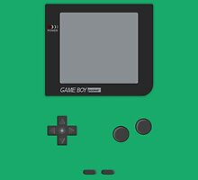 Gameboy Pocket - Green by Stucko23