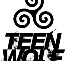 Teen Wolf by sharonguyen