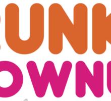 Drunkin Grownups - Funny Dunkin Donuts DD Parody T Shirt Alcohol Beer Coffee Tee Shirt S, M, L, XL, 2XL, 3XL, Brand New 2013 Mens T shirts Sticker