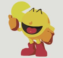 PacMan Hungers for Battle by ZaneBerry
