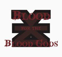 Khorne, Blood for the Blood Gods (Warhammer 40K, Large) by Larsonary