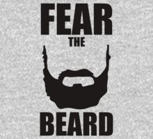 FEAR THE BEARD BRETT KEISEL Soft T-Shirt STEELERS FOOTBALL TEE N F L Pittsburgh by beardburger