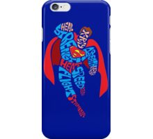 Super Powers iPhone Case/Skin