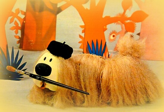 Dougal ~ Magic Roundabout by ©The Creative  Minds