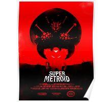 Super Metroid Poster