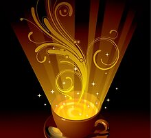 Magic cup by maystra