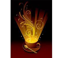 Magic cup Photographic Print