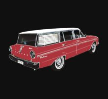 XM Falcon Wagon (Red) Kids Clothes