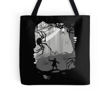 The Little Limbbit and the Spiders Tote Bag