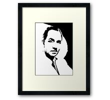 William Powell Is Class Framed Print