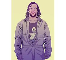 GAME OF THRONES 80/90s ERA CHARACTERS - The Hound Photographic Print