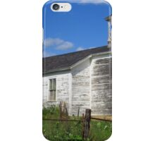 The Old School House iPhone Case/Skin