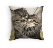 enfold Throw Pillow