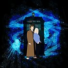 Sir Doctor & Dame Rose by pondd