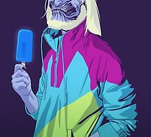 GAME OF THRONES 80/90s ERA CHARACTERS - White Walker by GOT80-90