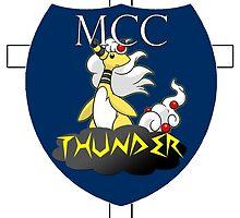 MCC Thunder - Mega Ampharos by MisterJfro