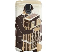 The love between a man and his building Samsung Galaxy Case/Skin