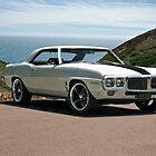 1969 Pontiac Firebird by DaveKoontz