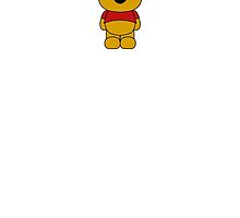Cute Bear by monsterdesign