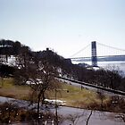 Fort Tryon Park - Manhattan by John Schneider