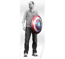 Captain Whedon Poster