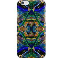 When silence is heard its music comes alive iPhone Case/Skin