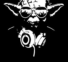 DJ Yoda by monsterdesign
