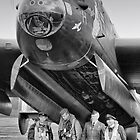 Bomber Boys - Just Jane by Colin J Williams Photography