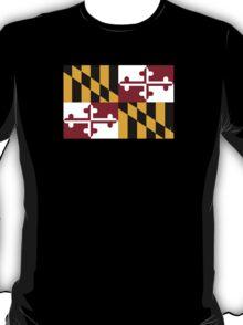 Maryland State Flag T-Shirt