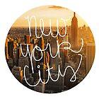 new york city by Crystal Friedman