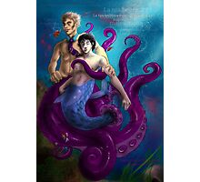 Hannibal - Sea Warlock and Little Merman 2 Photographic Print