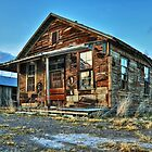 The Old Wendel General Store by James Eddy