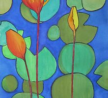 Water Lily 3 by TIART