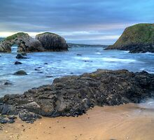Northern Ireland Seascape by MarcoBell