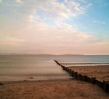 Ballyholme Beach by MarcoBell