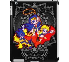 DC GOODIE GIRLS iPad Case/Skin