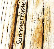 Summertime by Jane Holt