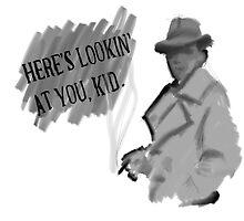 Here's Lookin' at You, Kid by AsherStusek