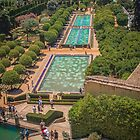 Alcazar of the Christian Kings - Cordoba- Spain by TonyCrehan