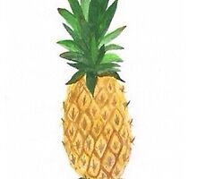 Pineapple by stephcheydesign