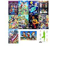 Smash Bros Newcomers by Santoryu532