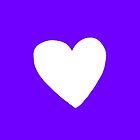 Indigo Heart by Leah Flores