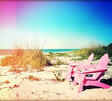 Pink Paradise by Chris Andruskiewicz