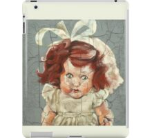 """""""I'm Afraid if You Find Out How Bad It Is, That You'll Say I Brought It On Myself"""" iPad Case/Skin"""