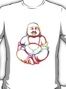 Tie-Dye Buddha T-Shirt