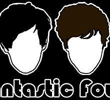 The Fantastic Foursome by xashleyrose