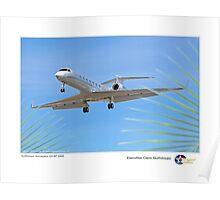 Executive Class Gulfstream Poster